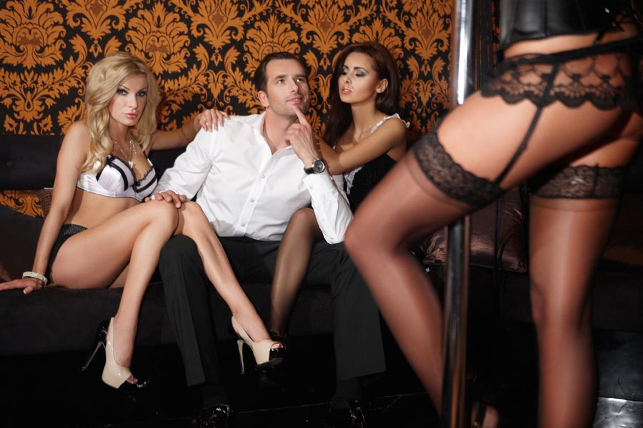 striptease-show